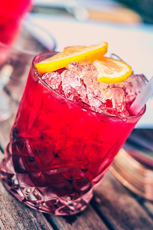 Täglich Happy hour im farry: Alkoholischer Drink. Pixabay: Pexels.
