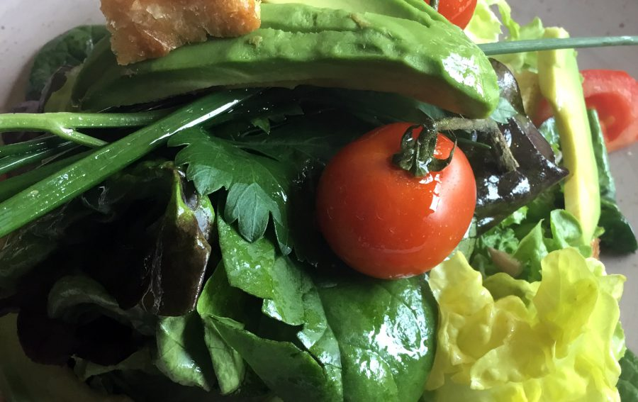Take-away: Speisen zum Mitnehmen